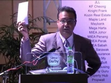 MAREC'15 - Mr. Dave Ananth   GST Impact on Real Estate Agents : Practical Issues