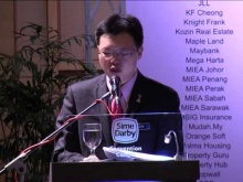 MAREC'15 - Datuk Chua Tee Yong   Guest of Honor