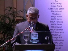MAREC'15 - Mr. Siva Shanker   President of MIEA (2013-2015)